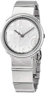 Salvatore Ferragamo Logomania Quartz White Dial Ladies Watch FFY040017