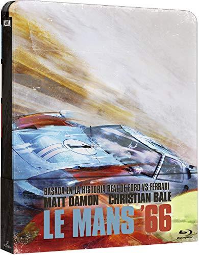 Le Mans - Steelbook edición coleccionista [Blu-ray]