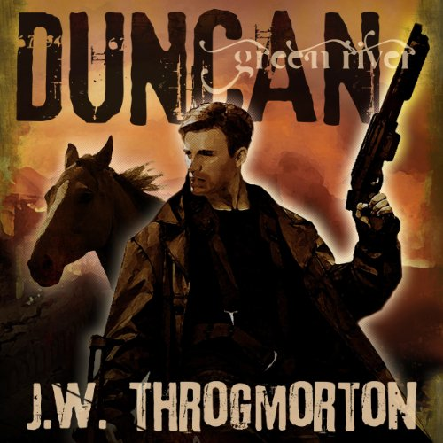 Duncan audiobook cover art