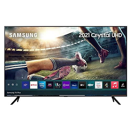 UE85AU7100 85' AU7100 UHD 4K HDR Smart TV