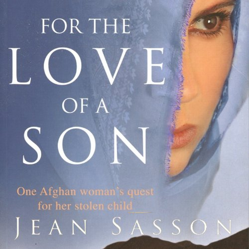For the Love of a Son audiobook cover art