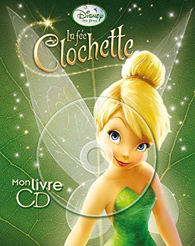 La Fée clochette LIVRE-CD NOUVELLE FORMULE GF