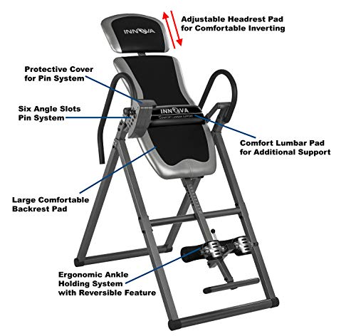 Innova Health and Fitness Inversion Table