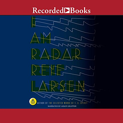 I Am Radar audiobook cover art