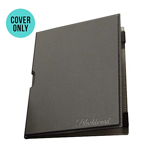 Boogie Board Black Folio Protective Cover for Blackboard Letter