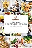 Steamhaus - Rezepte für Kombi-Steamer & Dampfgarer: Das Kochbuch zum Blog