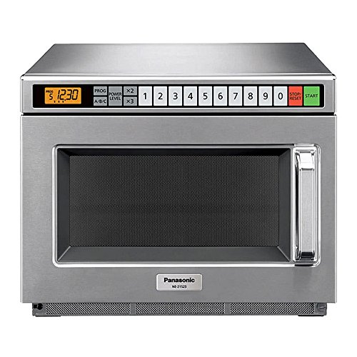 Commercial Series NE-21523 Commercial Microwave Oven 2100 Watts
