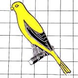 限定 レア ピンバッジ 黄色い小鳥 ピンズ フランス 290357