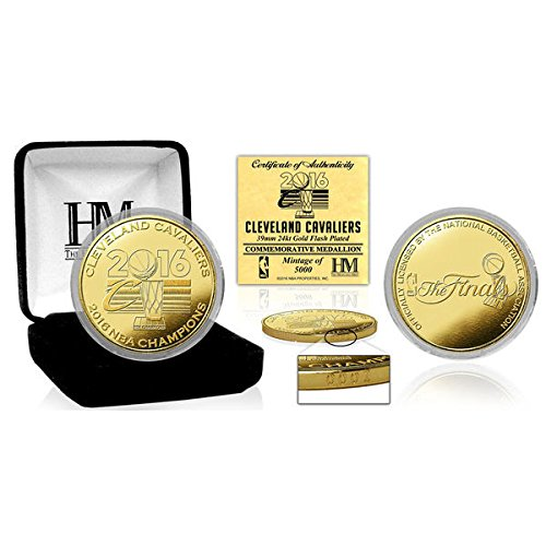 LEBRON JAMES BRONZE COIN
