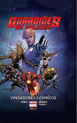 Guardiões da Galáxia. Vingadores Cósmicos