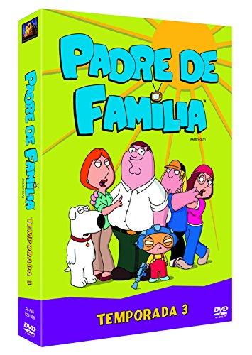 Padre De Familia T3 (3) [DVD]