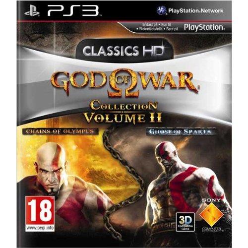 God of War Collection: Volume 2 (Playstation 3) [UK IMPORT