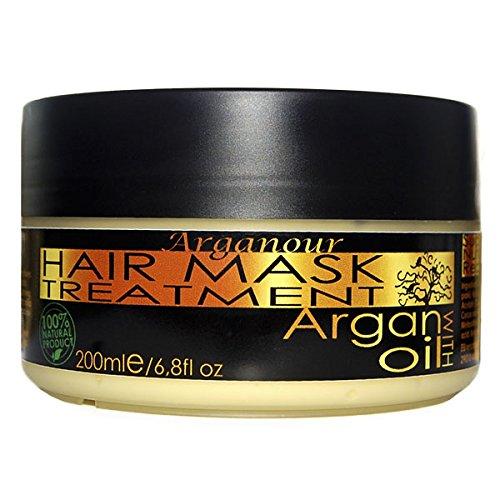 Arganour Hair Mask Treatment Argán Oil Tratamiento Capilar - 200 ml