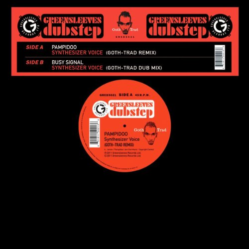 Synthesizer Voice (Goth-Trad Mix) [Vinyl Single]