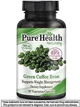 pure health pure green coffee bean