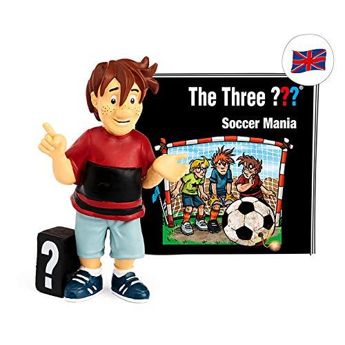 tonies Hörfigur (Englische Version)The Three ??? für die Toniebox: Soccer Mania