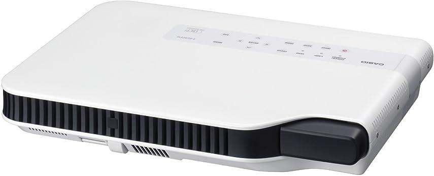アノイ是正ビデオカシオ計算機 プロジェクター(A4サイズ/2500lm/USB対応/無線対応)エコマーク対応 XJ-A145V