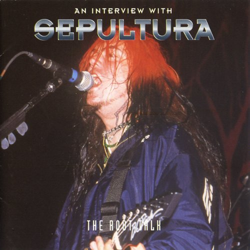 Sepultura audiobook cover art