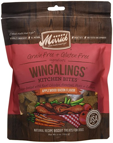 Merrick All Natural Kitchen Bites Wingalings