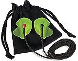 Re Ear DIY (Do-It-Yourself) Custom Molded Earplug Kit (Green) with...