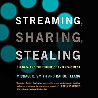 Streaming, Sharing, Stealing cover art