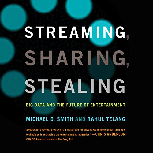 Streaming, Sharing, Stealing audiobook cover art