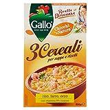 Gallo - 3 Cereali, Riso, Farro E Orzo - 800 G