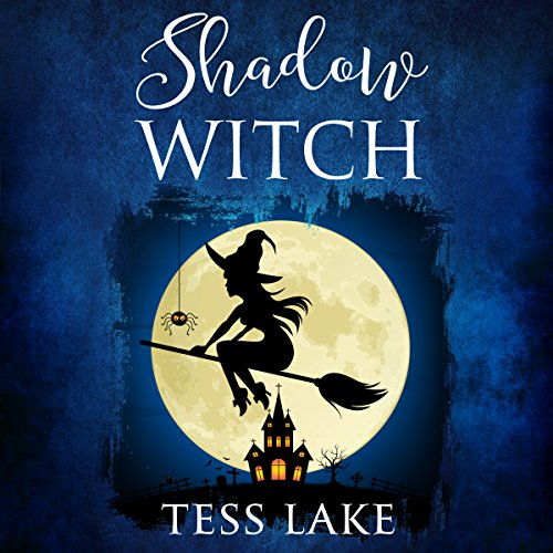 Shadow Witch audiobook cover art