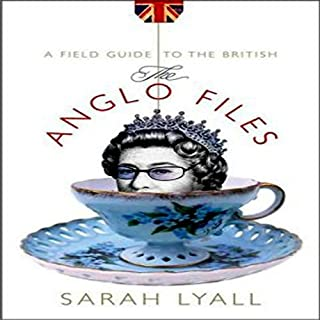 The Anglo Files audiobook cover art