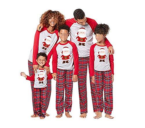 Conjunto Pijamas Familiares Navidad, Trajes