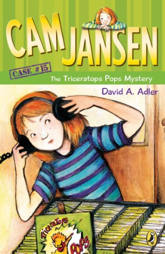Cam Jansen: The Triceratops Pops Mystery #15 (English Edition)