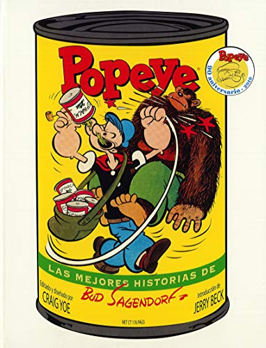 Popeye Las Mejores Historias de Bud Sagendorf