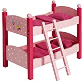 Bayer Chic 2000 513 90 Puppenbett, pink rosa