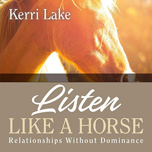 Listen Like a Horse cover art