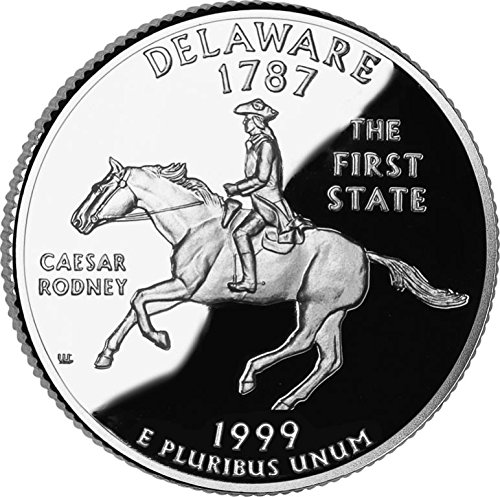 1999 P Bankroll of Delware Statehood Uncirculated