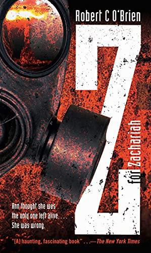 Z for Zachariah (English Edition)