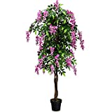 6ft Ficus Artificial Trees for...