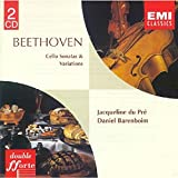 Cellosonaten und Variationen - acqueline du Pre