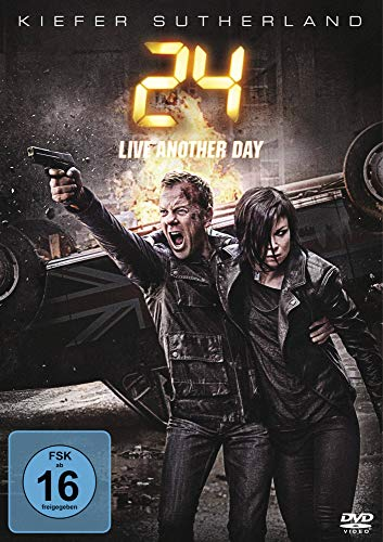24: Live Another Day - Season 9 [4 DVDs]