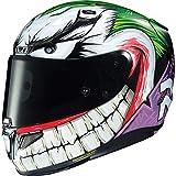 R16JL - HJC RPHA 11 Joker DC Motorcycle Helmet L White Green Purple