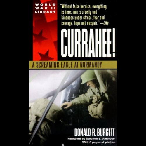 Currahee! audiobook cover art