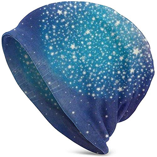 GodYo Turban, Turkse sterrenhemeluchtballon, muts, hoed, lichte baggy slouchy, elastische turban, voor mannen en vrouwen, confinement cap