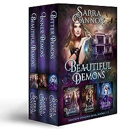 Beautiful Demons Box Set, Books 1-3: Beautiful Demons, Inner Demons, & Bitter Demons by [Sarra Cannon]