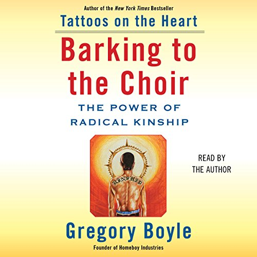 Barking to the Choir audiobook cover art