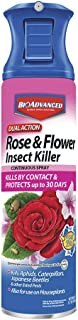 Bayer Advanced 701330 Dual Action Rose and Flower Insect Killer Continuous Spray, 15-Ounce (Not Sold in NY)