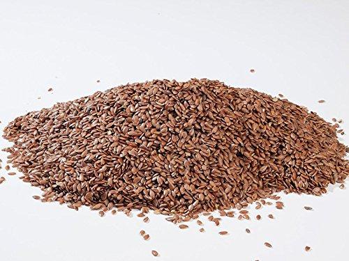 Graines de lin brunes (graines de lin) - 1 kg
