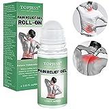 Articulaire gel, Articulations gel, Gel pour les douleurs de dos et de cou, Apaise articulations et muscles, Pour apaiser la douleur musculaire, 60ml