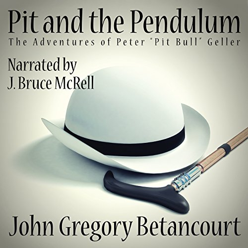 Pit and the Pendulum audiobook cover art