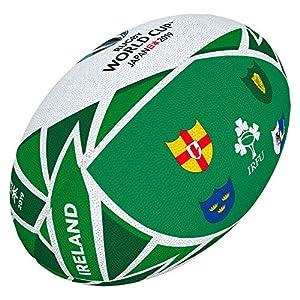 Gilbert Rugby World Cup 2019 Flag Ball - Ireland from Gilbert