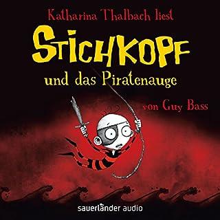 Stichkopf und das Piratenauge Titelbild